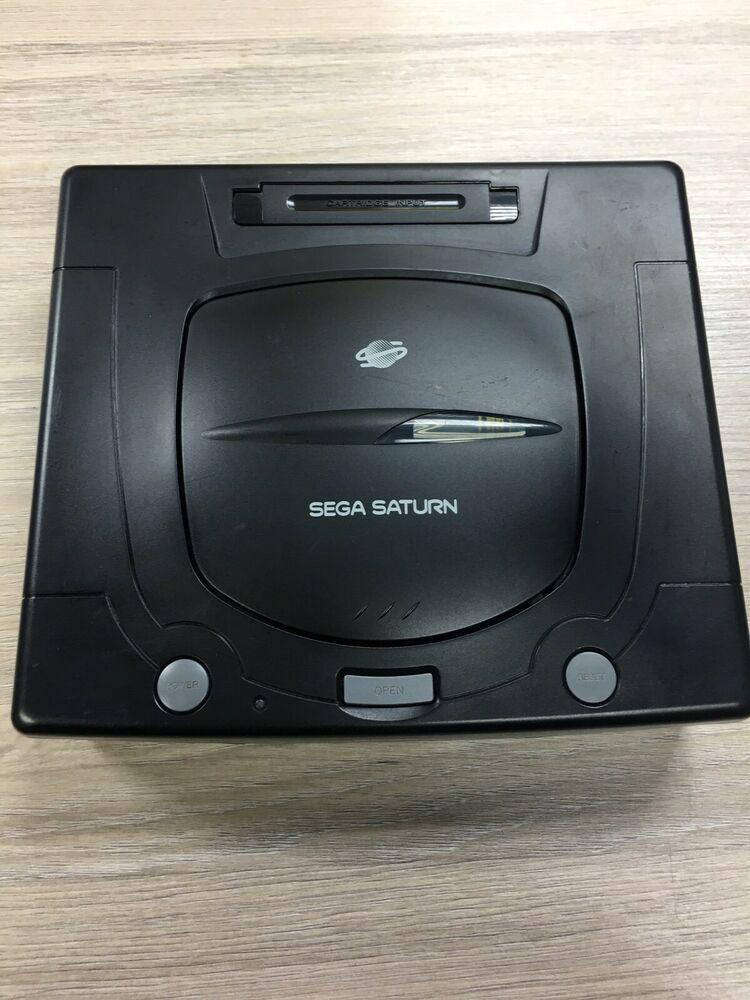 Sega Saturn Video Game Console
