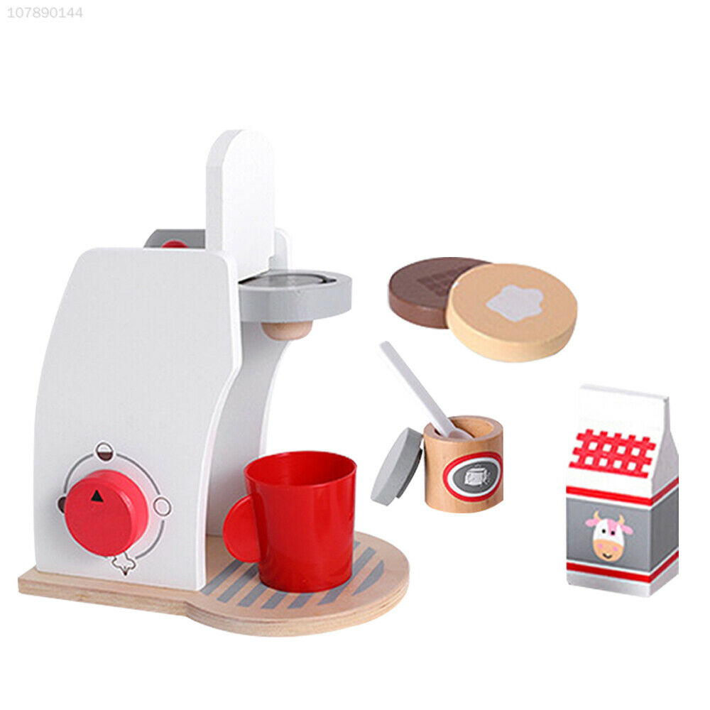 105F Multi-Function Fashion Coffee Machine Toy Multicolor