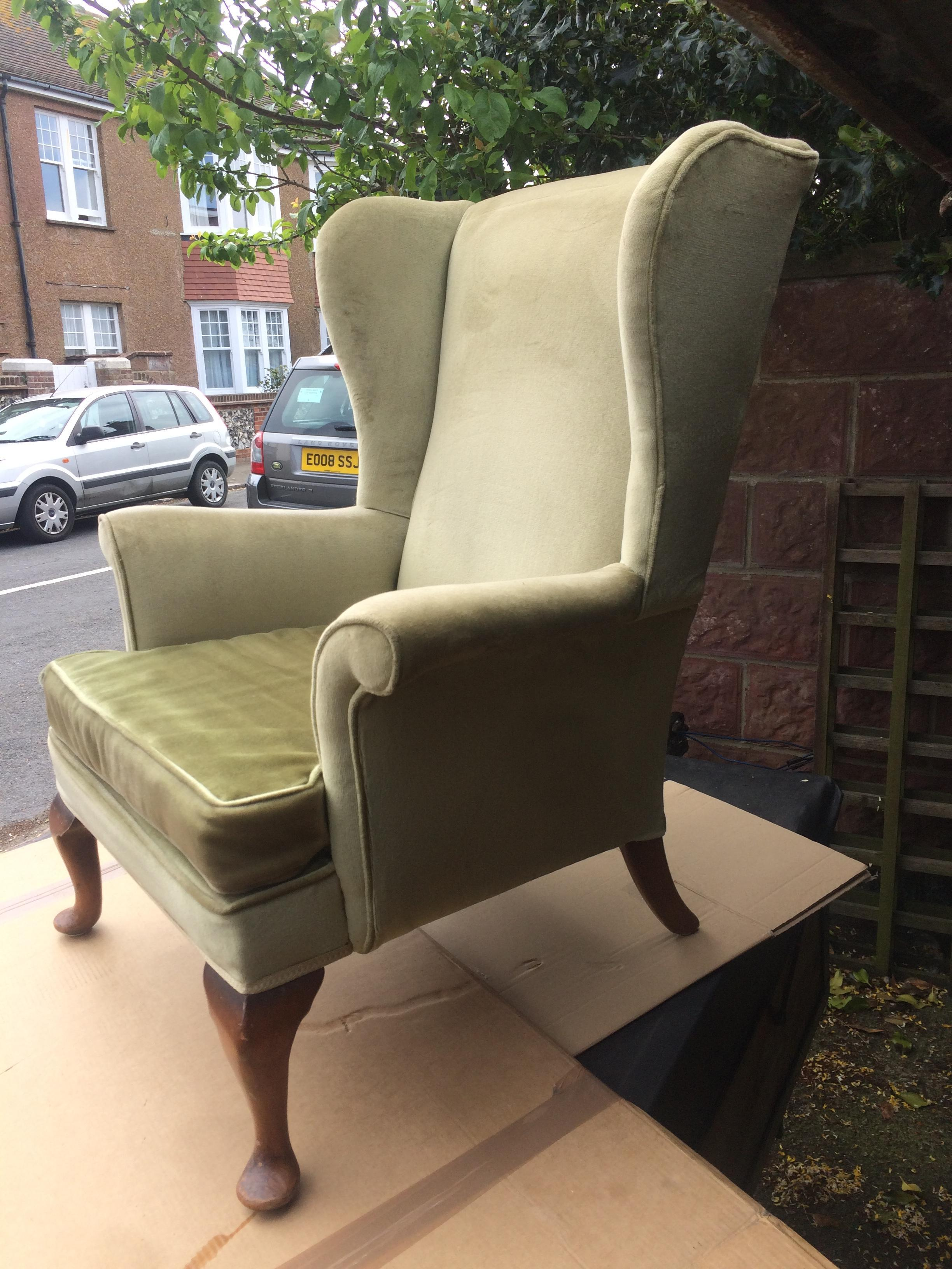 A Pair of PARKER KNOLL Chairs