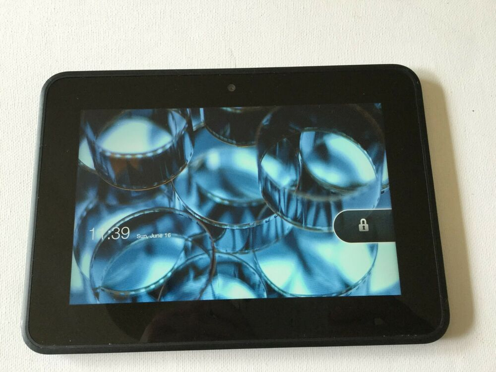 Amazon Kindle Fire HDX 7 (3rd Generation) 16GB (AA)