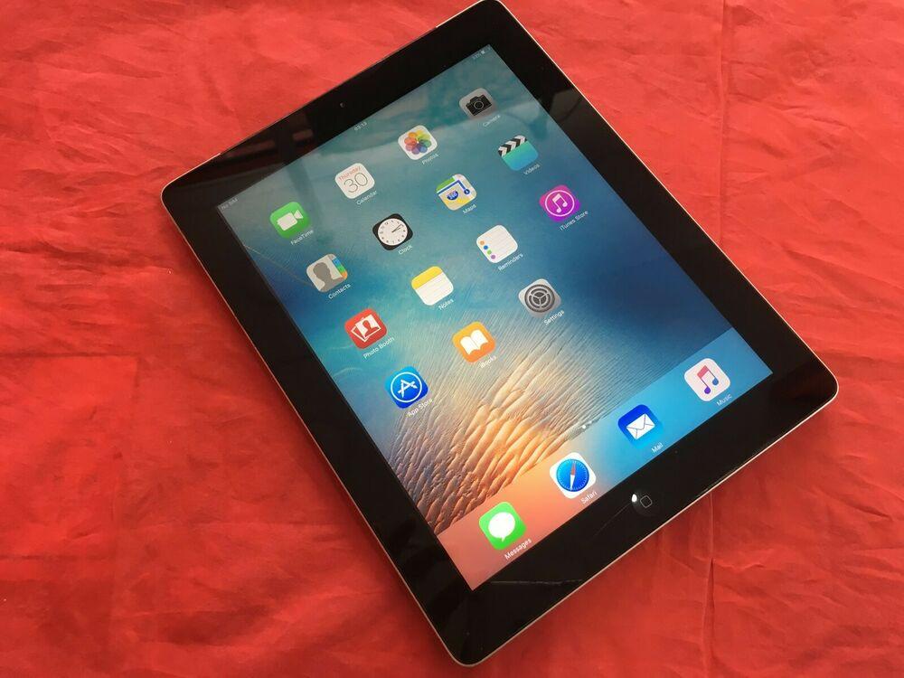 Apple iPad 3 16GB, Wi-Fi+Cellular (Unlocked) Black (See