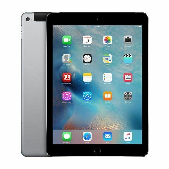 Apple iPad Air 2 9.7 inch 64GB 2GB RAM WiFi iOS Tablet -