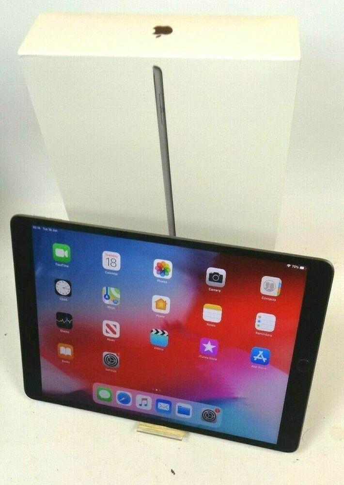 Apple iPad Air (3rd Gen) 10.5in 256GB, Wi-Fi & Open Network