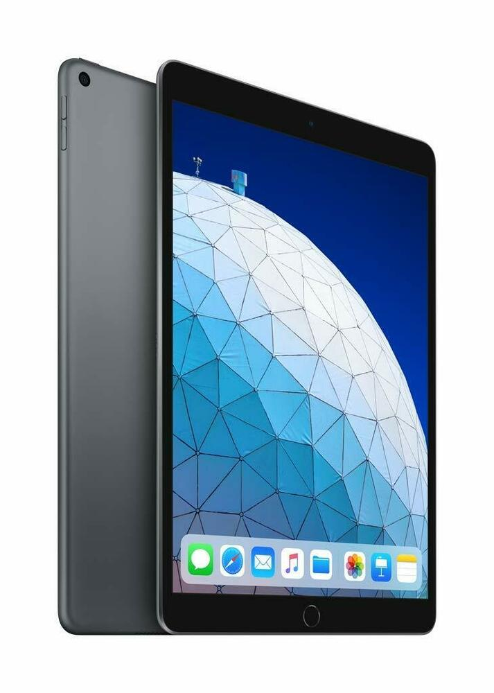 Apple iPad Air (GB WiFi Space Grey 10.5-inch 3rd