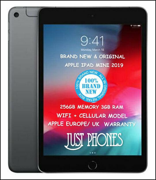 Apple iPad Mini (5th Gen) GB - Wi-Fi + 4G