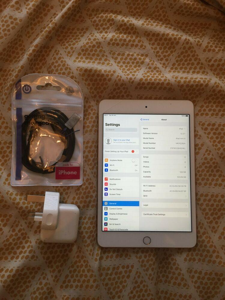 """Apple iPad Mini GB WiFi 7.9"""" Gold"""