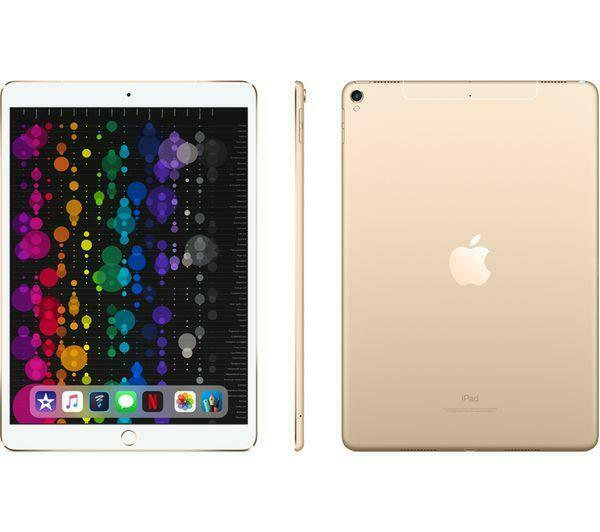 Apple iPad Pro 10.5 inch 512GB WiFi 4G Unlocked iOS Tablet