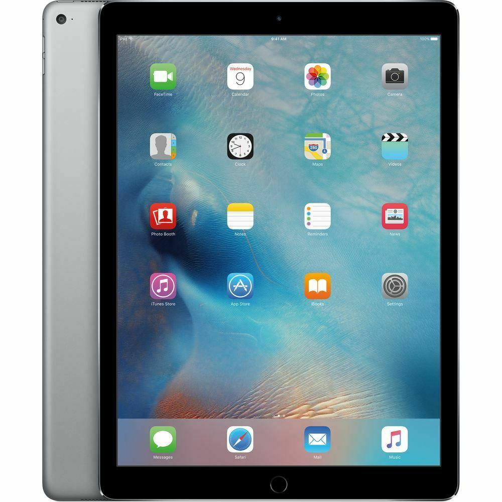 Apple iPad Pro 12.9 inch 128GB () WiFi iOS Tablet -