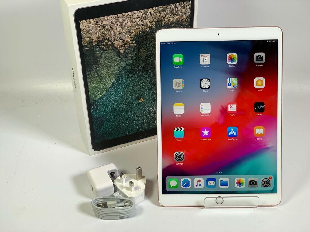 Apple iPad Pro 2nd Gen. 64GB Wi-Fi + 4G (Unlocked)10.5 in