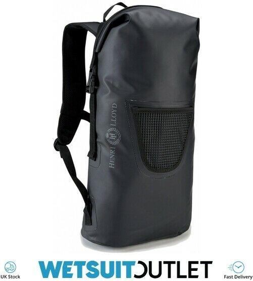 Henri Lloyd 25L Dri Pac Dry Bag Rucksack Bag BackPack Bag