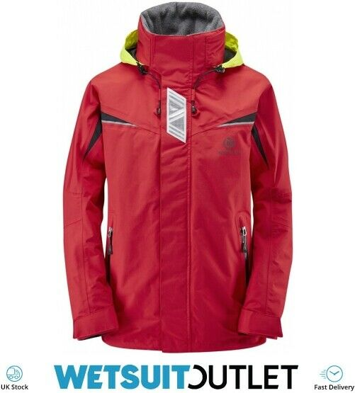 Henri Lloyd Wave Inshore Sailing Yachting Coastal Jacket New