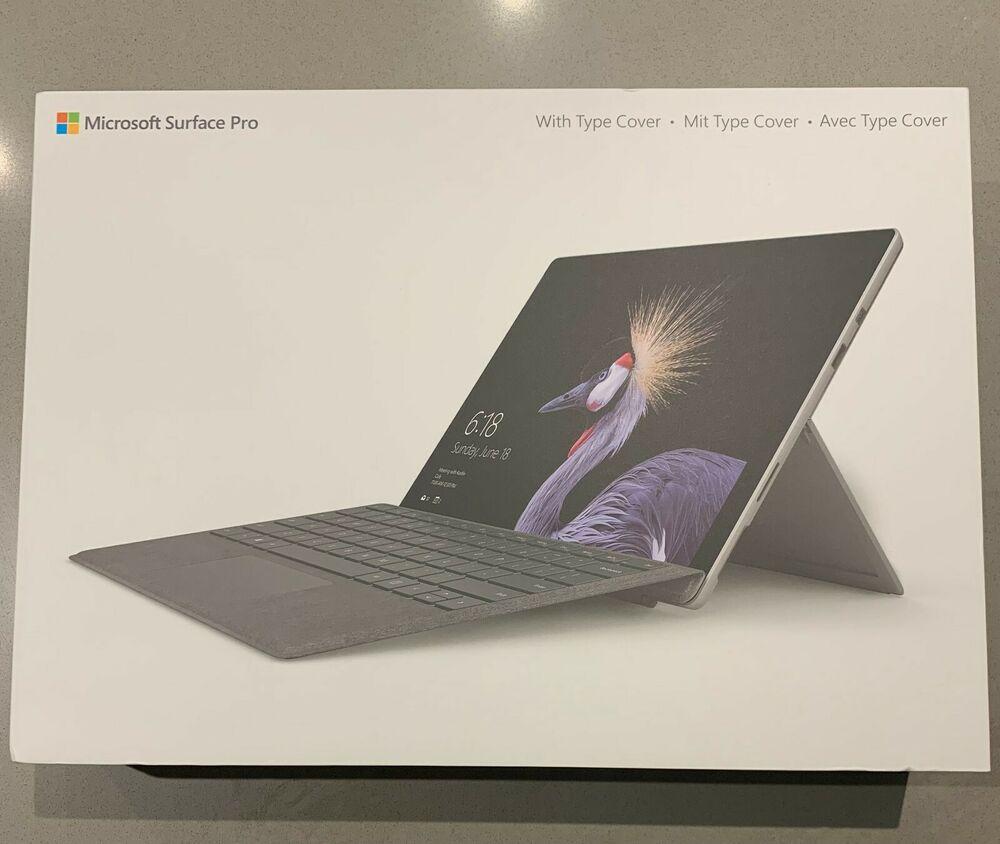 Microsoft Surface Pro Intel Core i5, 8GB RAM, 256GB SSD,