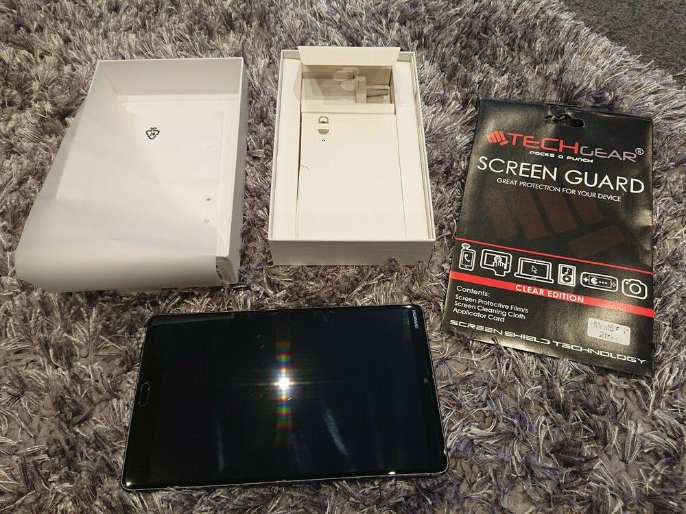 Mint Boxed Free SD Card Huawei MediaPad M5 32GB Wi-Fi Only