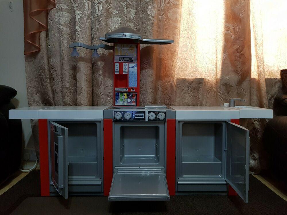 Molto Kitchen Play Kids Pretend Cooking Toy Children