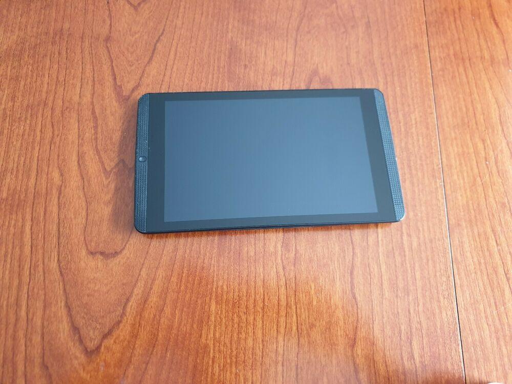 NVIDIA SHIELD TABLET K1 16GB, Wi-Fi, 8in - Black