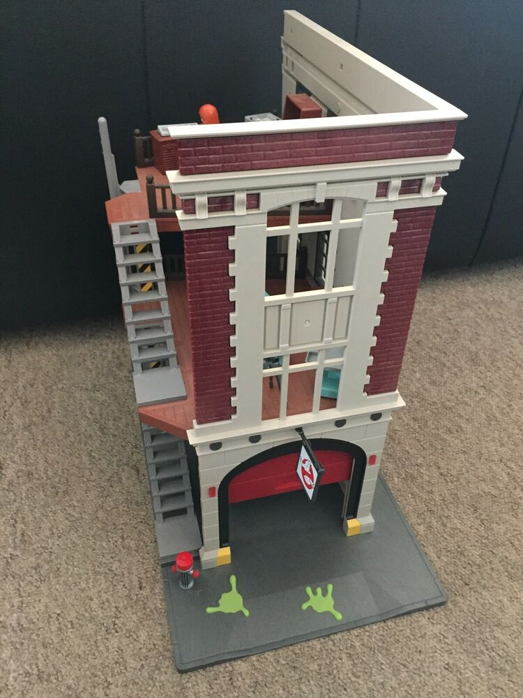 PLAYMOBIL Ghostbusters Fire Headquarters ()
