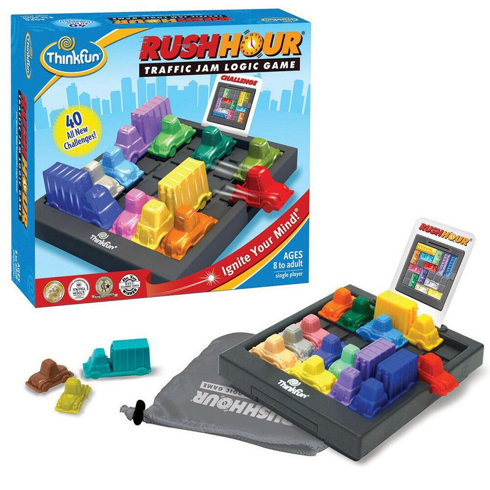 Rush Hour - Traffic Jam Fun Logic Game for Kids & Family