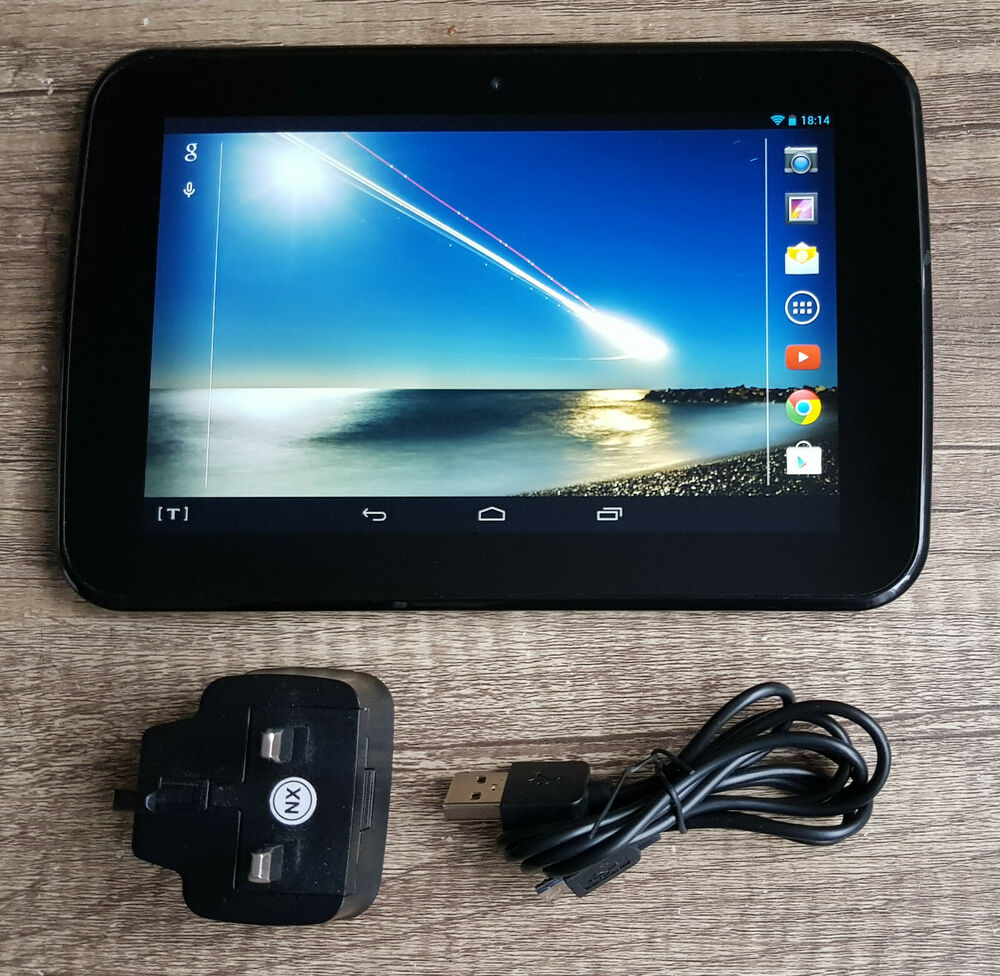 Tesco Hudl Ht7s3 / Ht7b16s3 - Wi-fi 7in 16gb Android Tablet