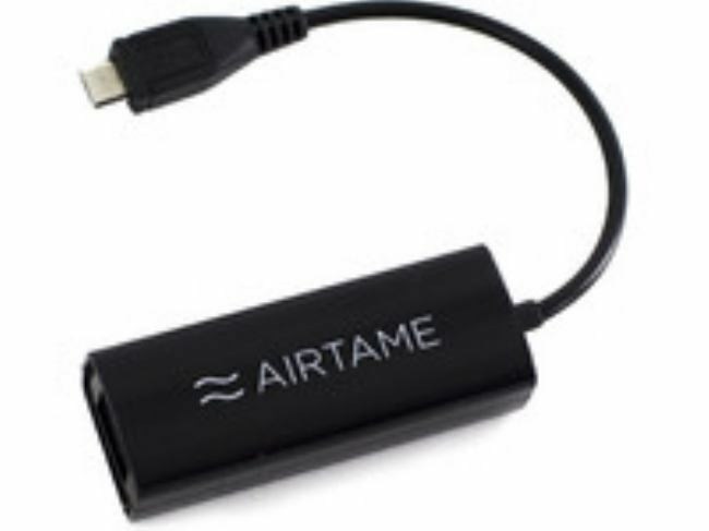 Airtame AT-ETH - Ethernet adapter - Use the Ethernet Adapter