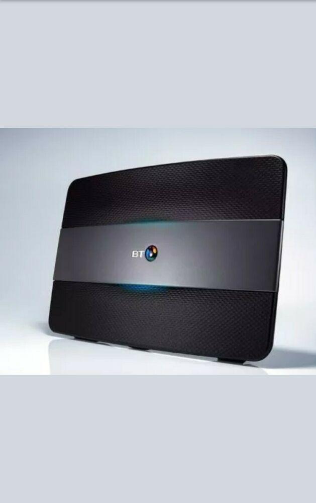 Brand New BT Smart Home Hub 6 Wireless Router latest