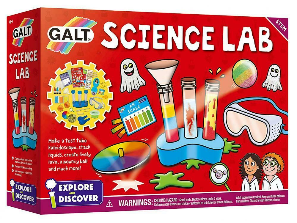 Galt Toys Science Lab Kit multi-colored