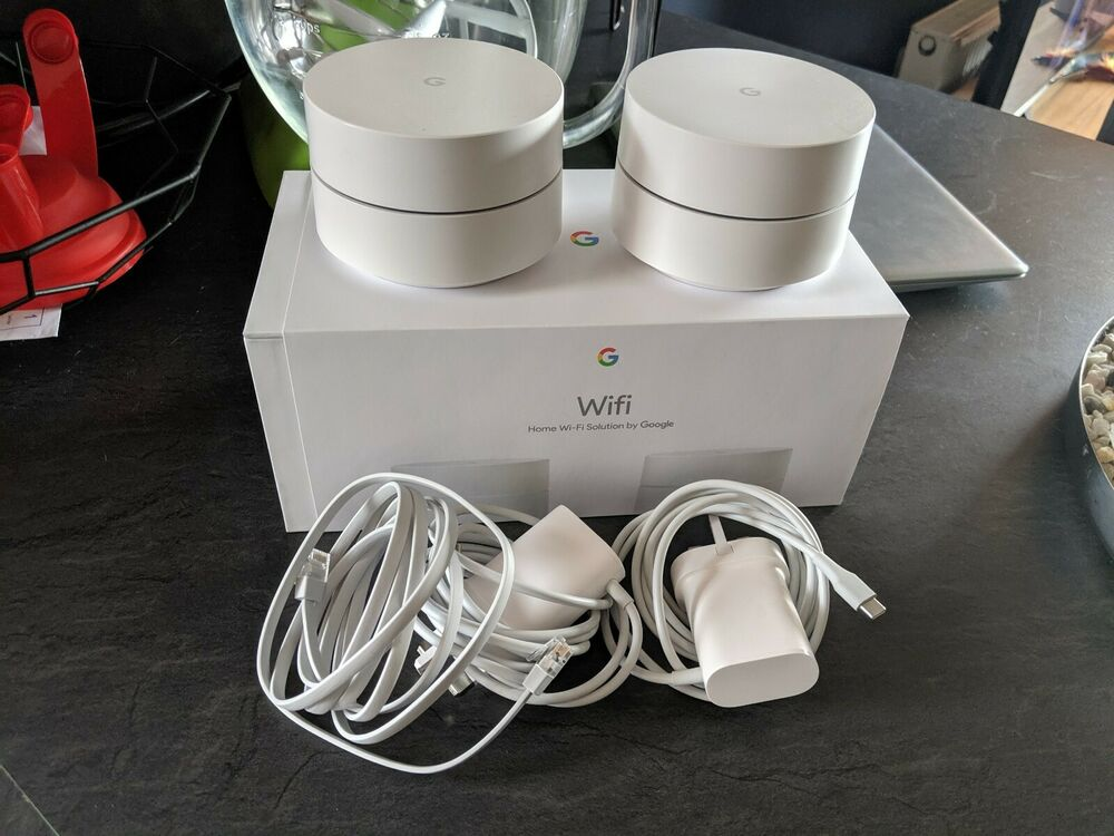 Google WiFi (2 Pack)