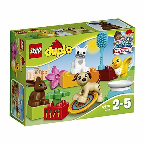 LEGO Duplo (R) of the town cute pet  Plastic Block Toy