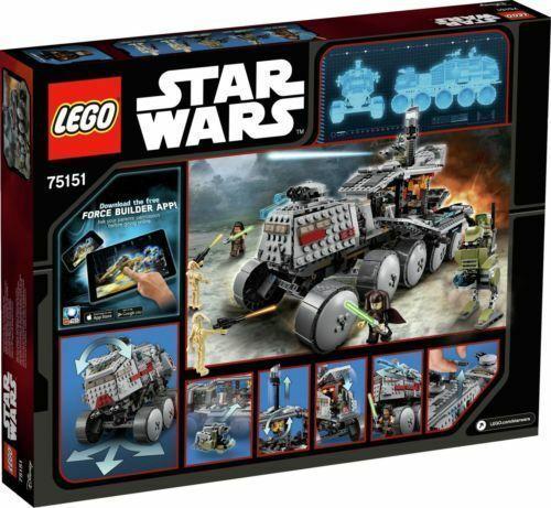 LEGO  Star Wars Clone Turbo Tank - BRAND NEW SHELF WEAR