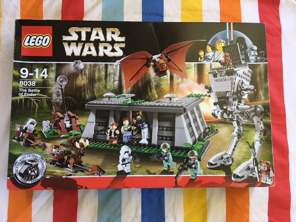 LEGO Star Wars The Battle of Endor  - New Sealed Box