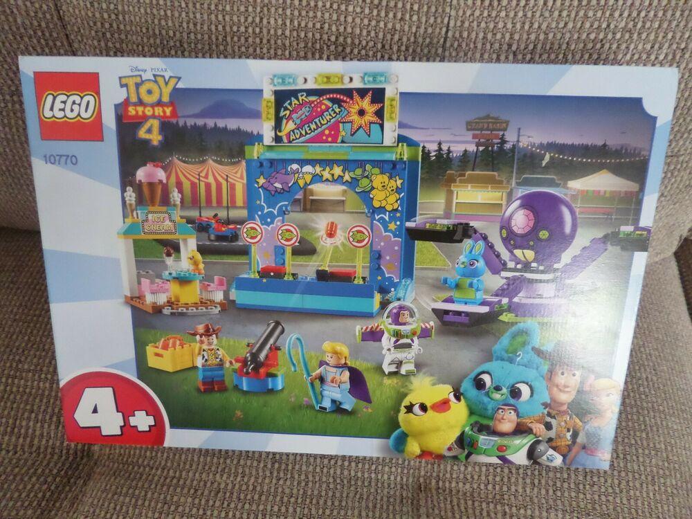 LEGO  Toy Story 4 Buzz & Woody's Carnival Mania! Disney