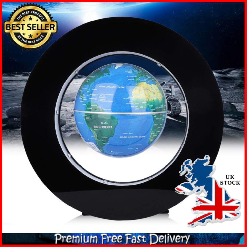 Magnetic Floating Globe Novelty Electronic Round Levitation