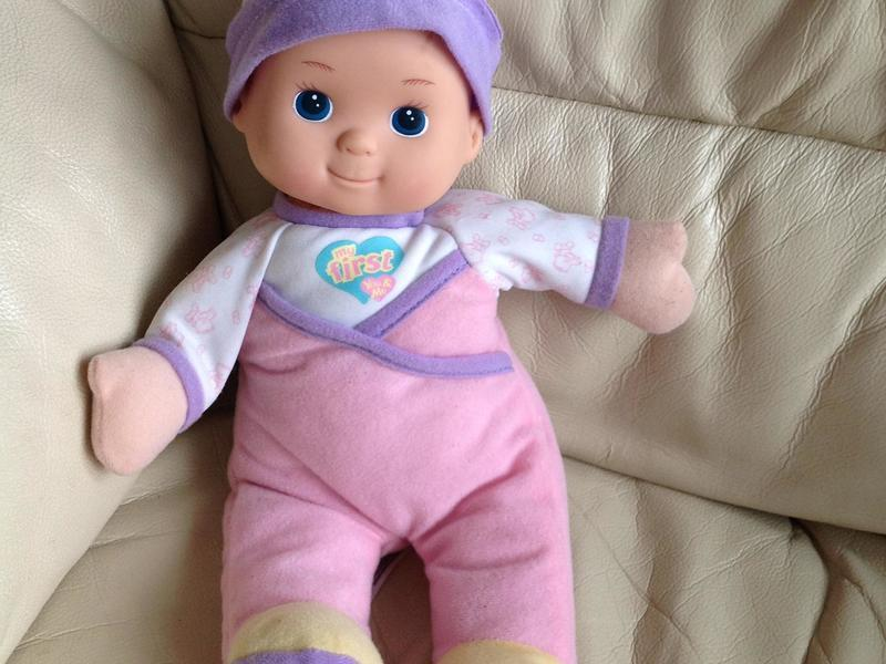 My First You and Me Doll