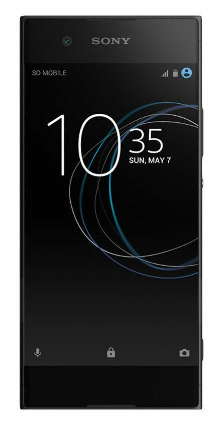 Sony Xperia Xa1 32gb (unlocked) Smartphone - Black