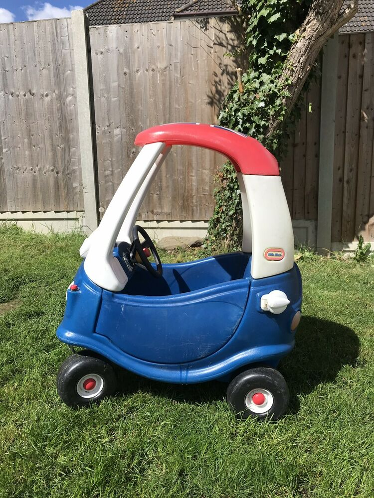 Little Tikes Cozy Coupe® Car Union Jack Edition