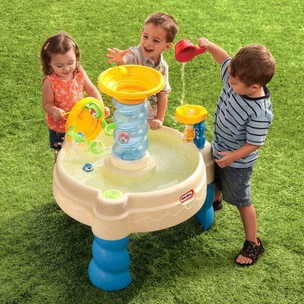 Little Tikes Water Table Spiralin' Seas Kids Toddler Play
