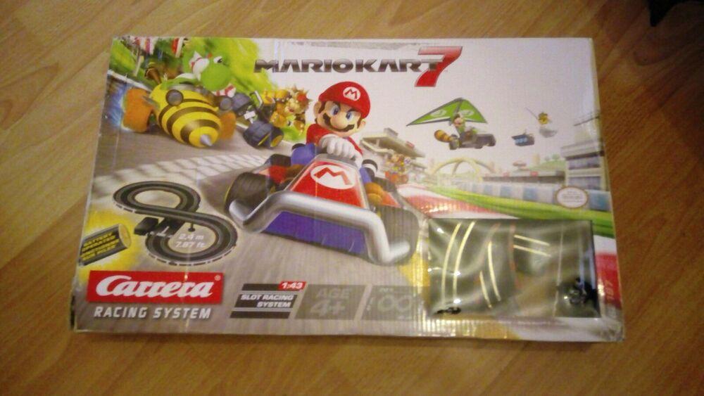 Mario Kart 7 Carrera Racing System NEEDS CARS NO CARS