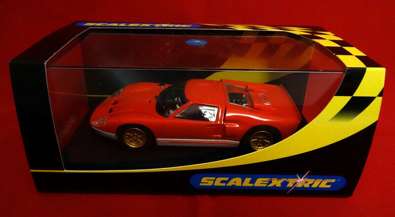 SCALEXTRIC COLLECTORS CLUB FORD GT40 MKII C Slot