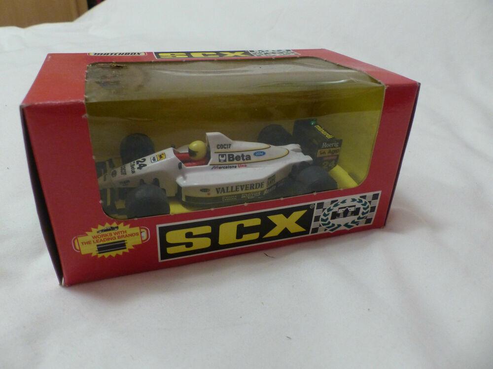 SCX Minardi F-1 Ref