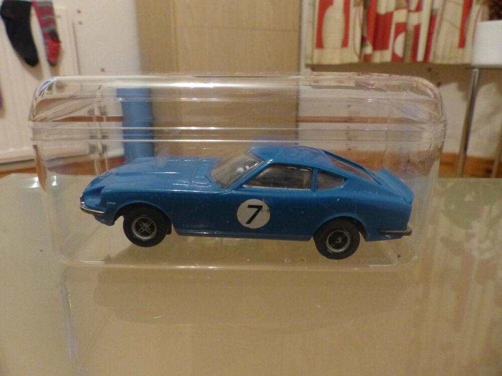 Scalextric Datsun 240Z C053 Blue