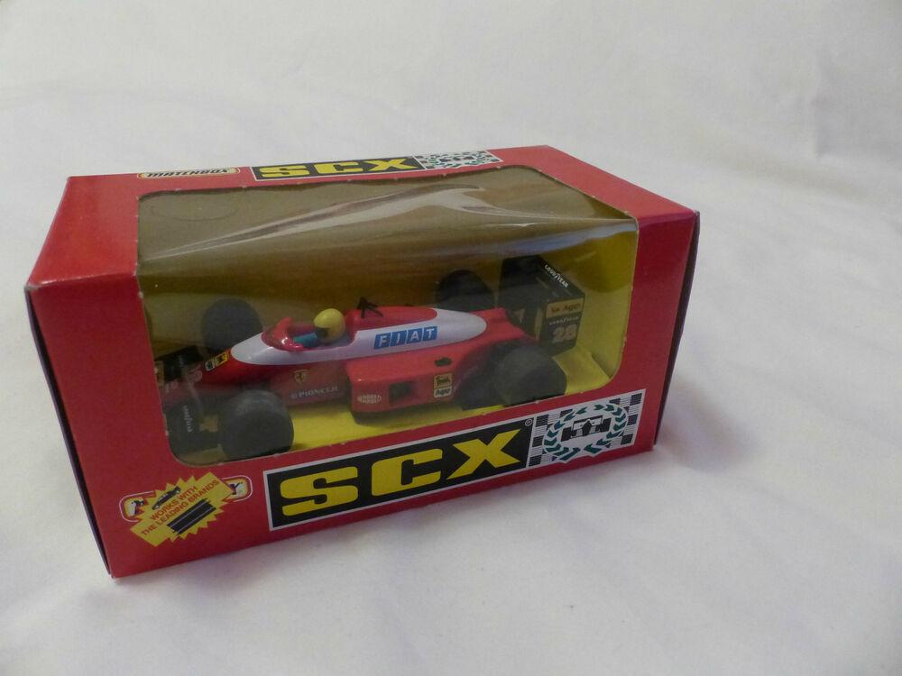 Scalextric Matchbox SCX Ferrari F1 Ref