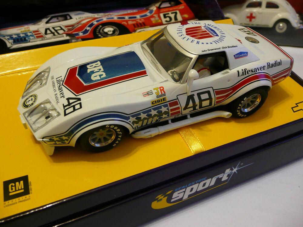 Scalextric Sport Chevrolet Corvette L88 - CA