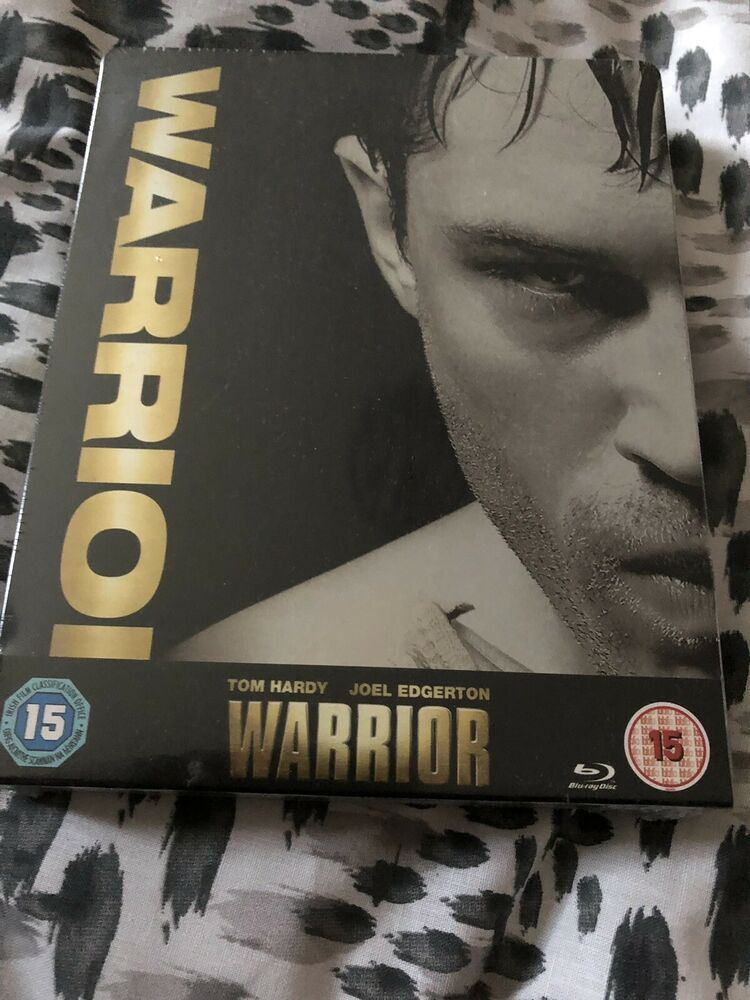Warrior Blu Ray Steelbook *New and Sealed*