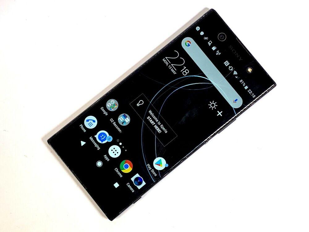 Sony Xperia XA1 Ultra - 32GB - Black (Unlocked) AVERAGE