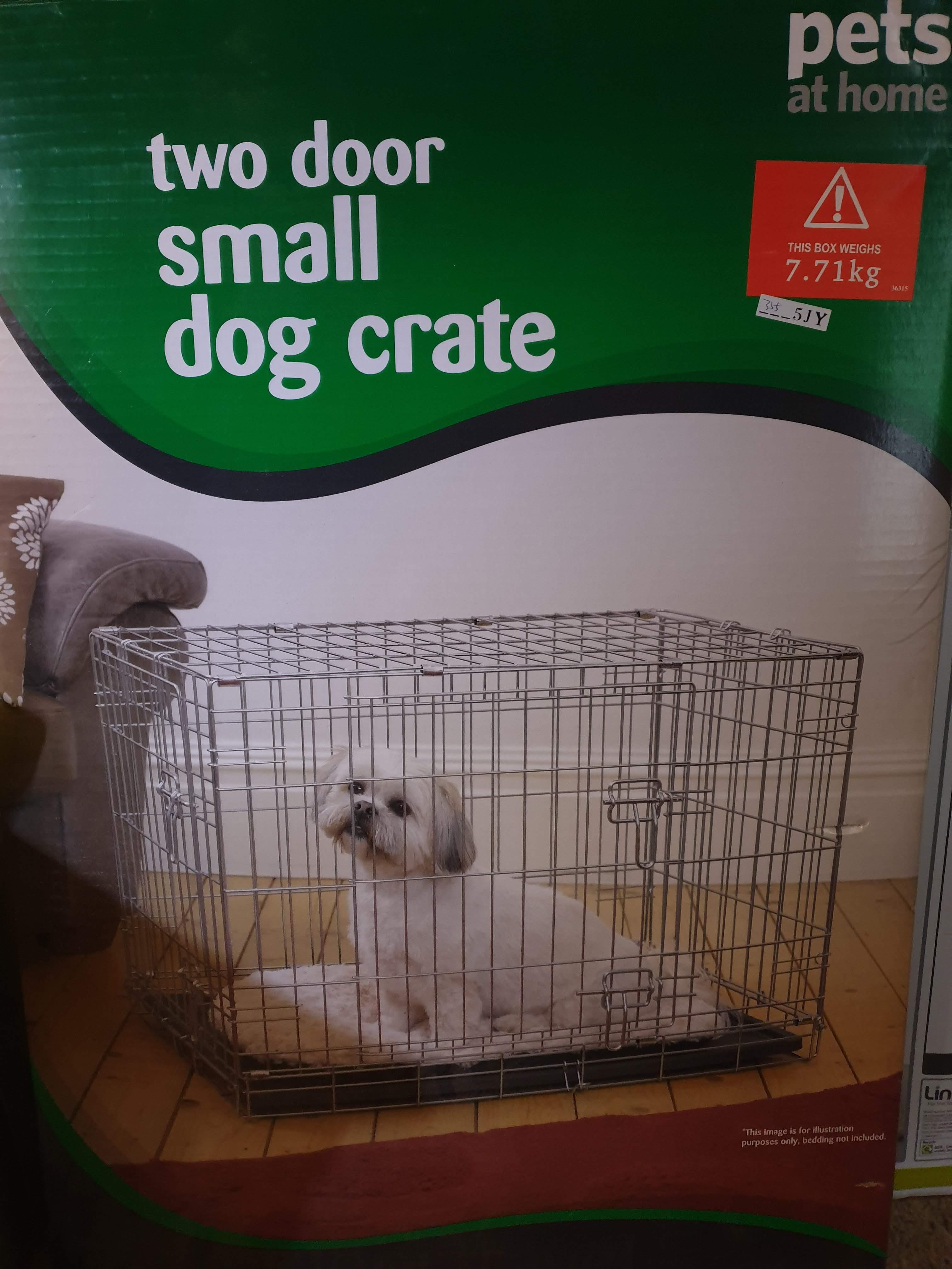 Pets at Home Dog Cage