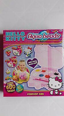 Aquabeads Hello Kitty Fashion Set with hello kitty bead case
