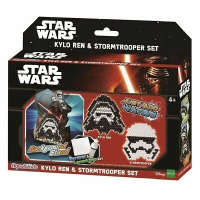 Aquabeads Star Wars Kylo Ren and Stromtrooper Set *NEW*