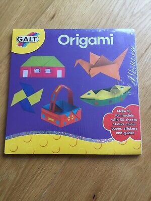 Brand New Origami Creative Pad for Children with