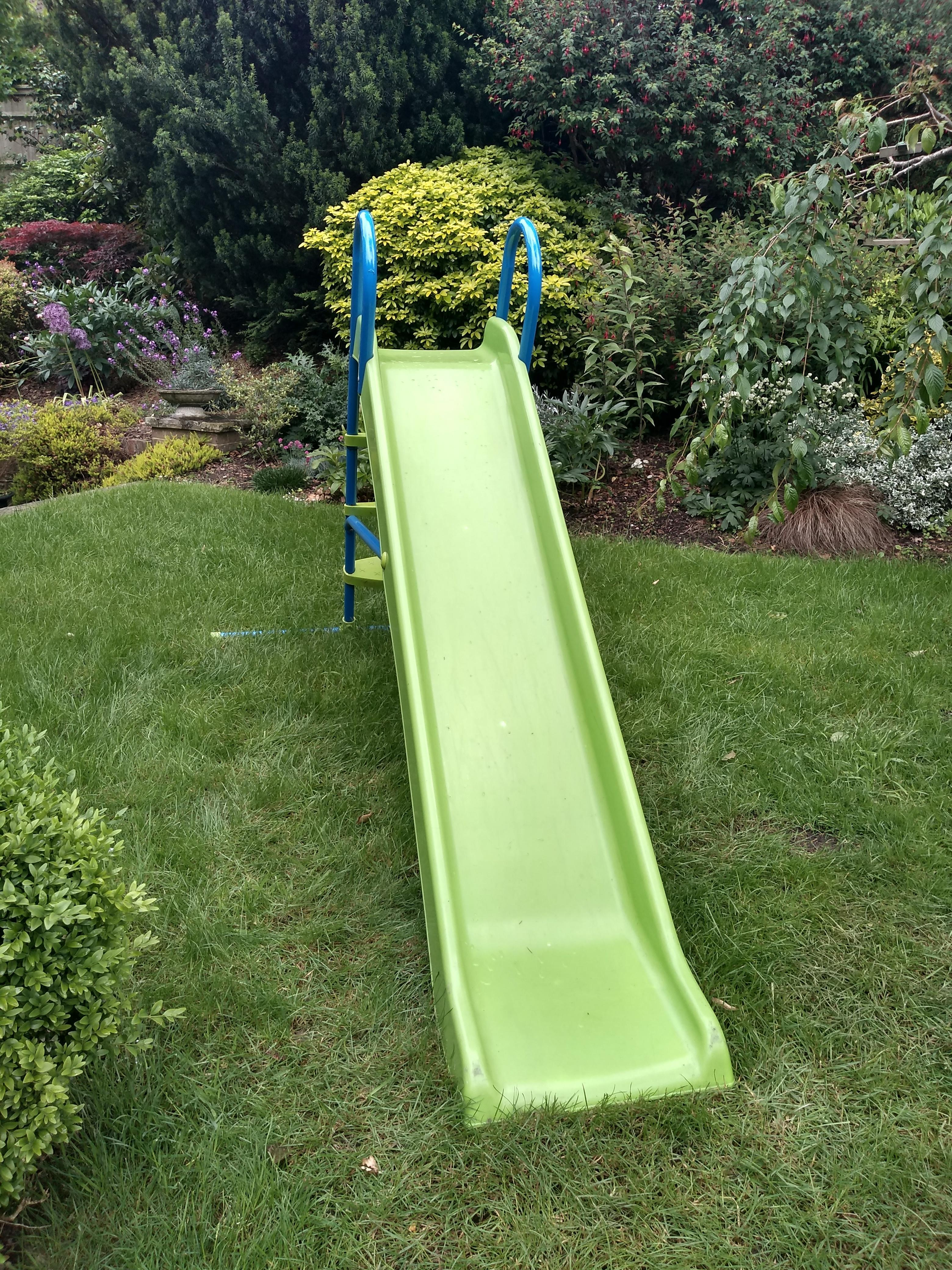 Chad Valley Slide (7 ft straight)