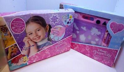 Disney Princess Bundle - Magnetic Scribbler & Make Your Own