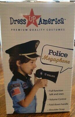 Dress Up America Kids Pretend Play Police Officer's
